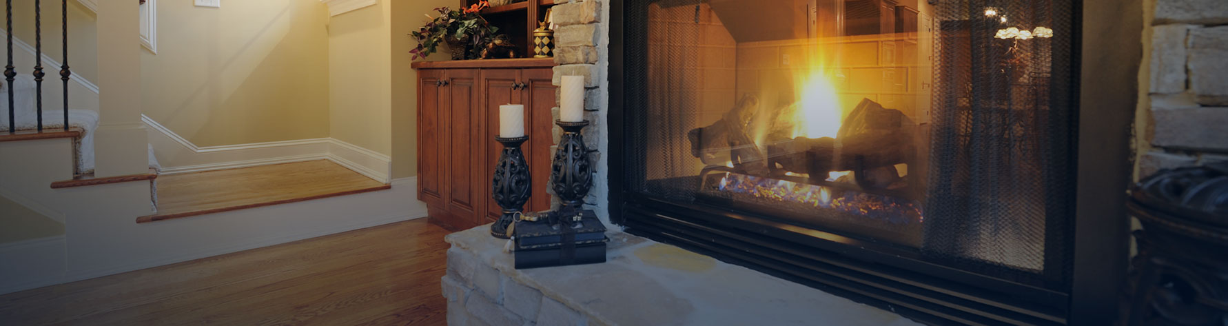 Fireplace | Stove | Heater