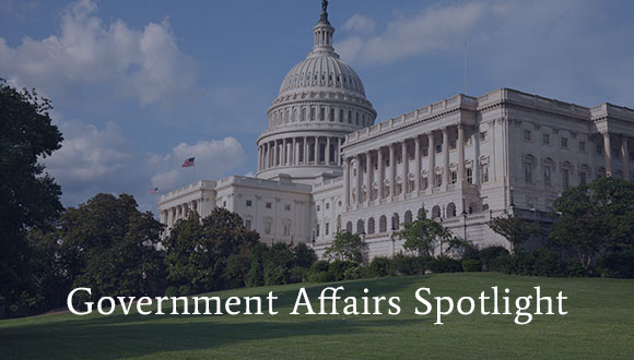 Government Affairs Spotlight