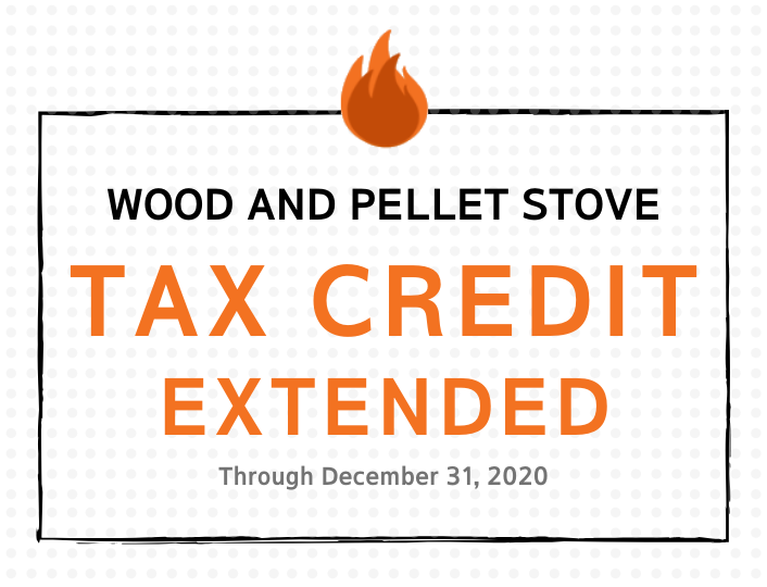 Tax credit extended to December 31, 2020